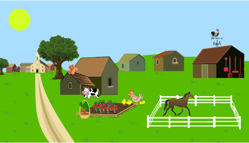 A farm is coming to Little Learners